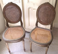 wonderful pair of bedroom chairs