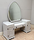 old Gothic style english dressing table