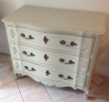 wonderful old French chest of drawers