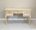 Old French painted desk