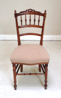 french antique bedroom chair