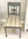 french antique directoire chair
