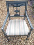 old French Directoire armchair
