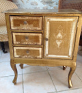 Old Florentine Giltwood Chest of Drawers