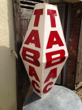 vintage french Tabac Sign