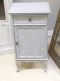 antique french cupboard / bedside table