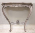 OLD FRENCH CONSOLE TABLE