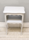 old french Provencal Bedside table