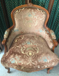 vinage French Louis XV sttyle chair