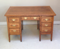 old kneehole desk