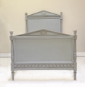 french antique large single bed
