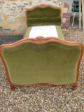 old french upholstered daybed