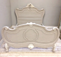 french antique louis xv rococo style bed