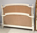 old french louis xvi style double bed