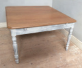 french antique cherrywood dining table