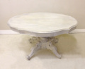 french antique violin table