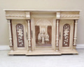wonderful french antique buffet base