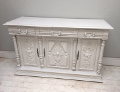 FRENCH ANTIQUE BUFFET BASE