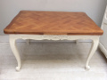 old french dining table
