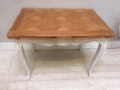 small french extending dining table