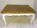 french antique small dining table