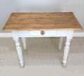 rustic french dining table