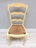 old french provencal chair