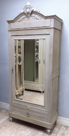 Superb French antique armoire