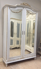 french antique louis style armoire