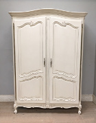 vintage french louis xv armoire