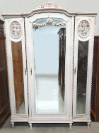 FRENCH ANTIQUE LOUIS XVI ARMOIRE