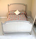 old french louis style bed
