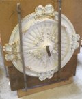 french antique period louis xv ceiling roses