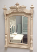 french antique Henri II mirror