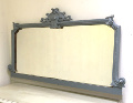 ANTIQUE LANDSCAPE MIRROR