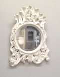 french antique mirror