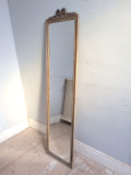 french antique louis xvi dressing mirror