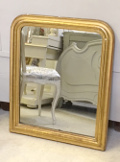 french antique LP mirror