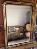 french antique louis philippe mirror