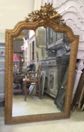 french antique louis xv mirror